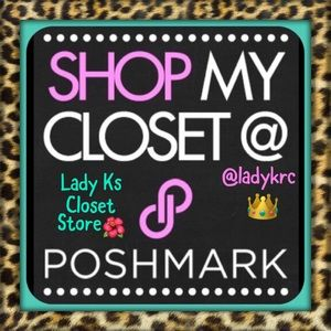 WELCOME to Lady K's Closet Store!🙌🏼🙌🏼🙌🏼🛍